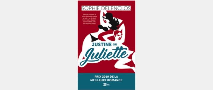 Livre Justine Ou Juliette Par Sophie Delenclos E91
