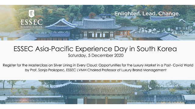 ESSEC Business School | Experience Day in South Korea