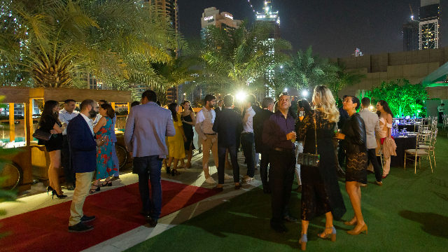 Here are the pictures of the ESSEC Gala in Dubai!