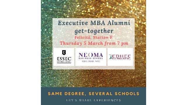Same degree, several schools : networking MBA avec EDHEC et NEOMA