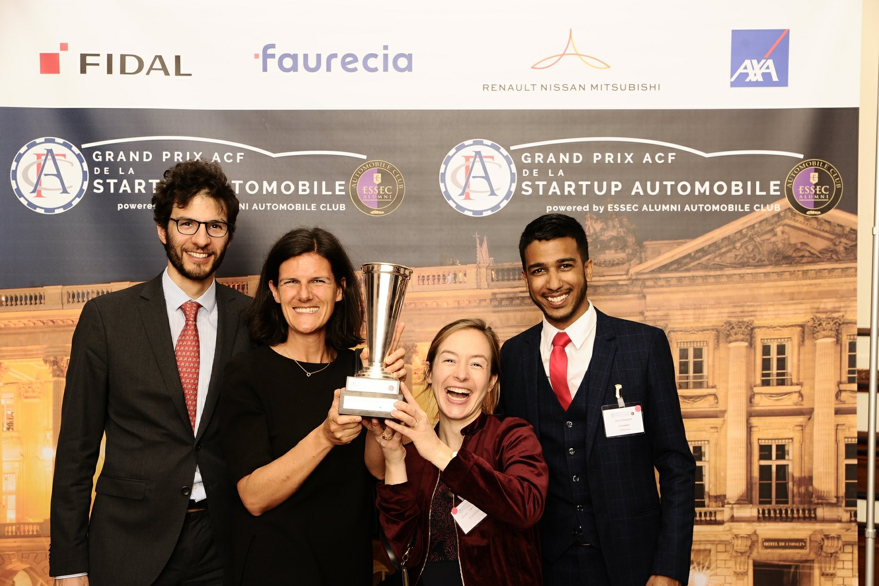 Expedicar et ProovStation remportent le Grand Prix ACF de la Startup Automobile