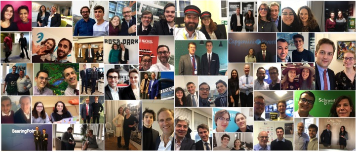 ESSEC Going Pro 2018 : merci !