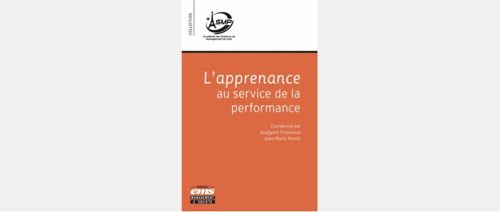 Livre : L'apprenance au service de la performance