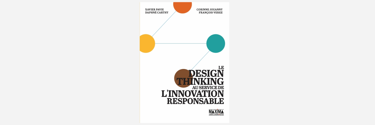 Livre : Le Design Thinking au service de l'innovation responsable