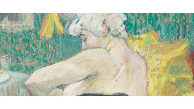 Offre exclusive adhérents : Toulouse-Lautrec au Grand Palais