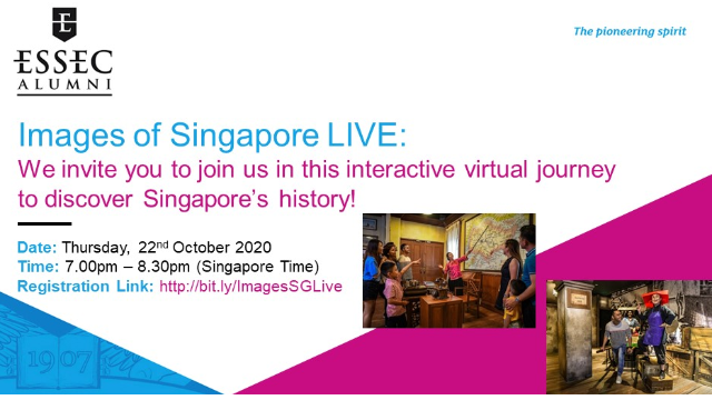 Interactive Journey to discover Singapore's History!