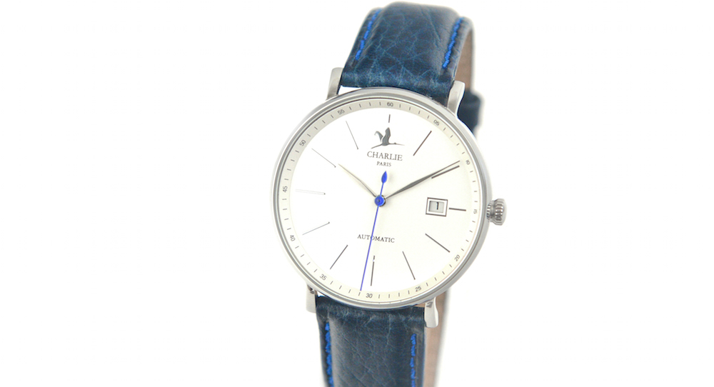 Charlie Watch : Top montre !